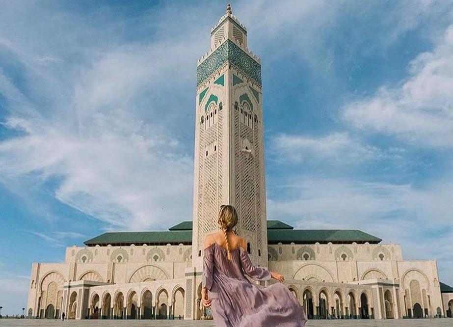 7 dias desde Casablanca al desierto y Marrakech