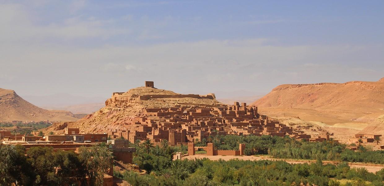 3 days tour from Marrakech to Fes via Merzouga