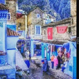 Old Medina in Chefchaouen