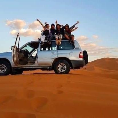 Merzouga 4x4 desert tour