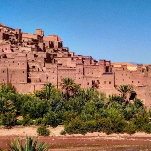 4 days trip from Fes to Marrakech will let as to visit the Kasbah of ait ben haddou