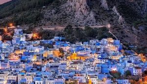 In our12 days travel from Casablanca will visit Chefchaouen