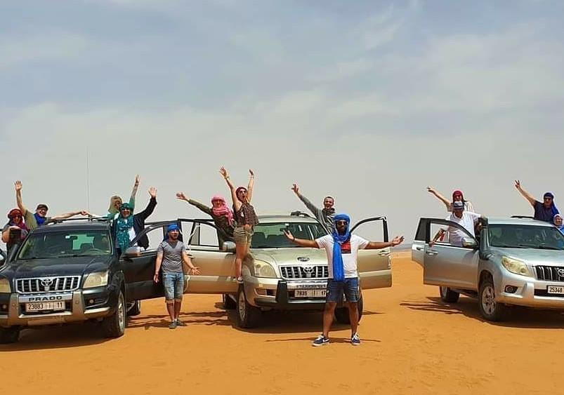 desert tour on 4x4 with Morocco tour operator