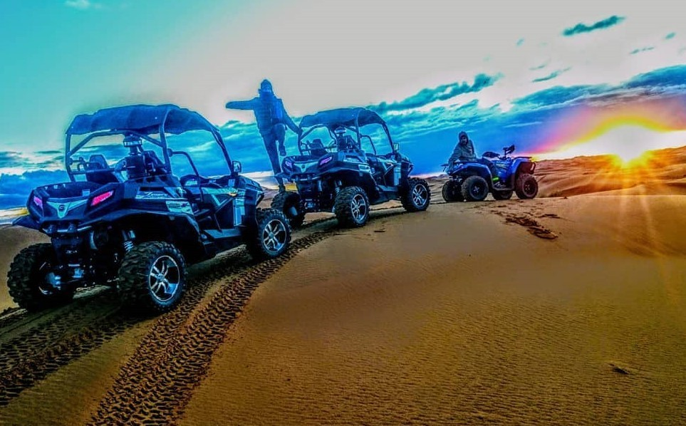 Quad & Buggy desert trip with Morocco tour operator