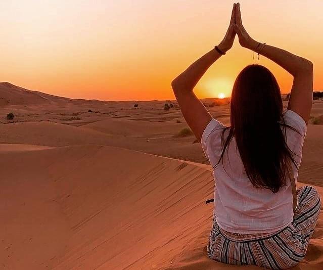 4 days from Marrakech to desert