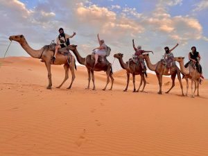 4 days tour from Fes to Desert and Todra gorges
